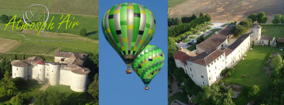 séminaire vol groupe montgolfière Toulouse