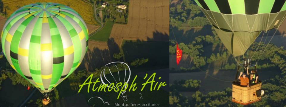 Visite et escale dans le Tarn en montgolfière