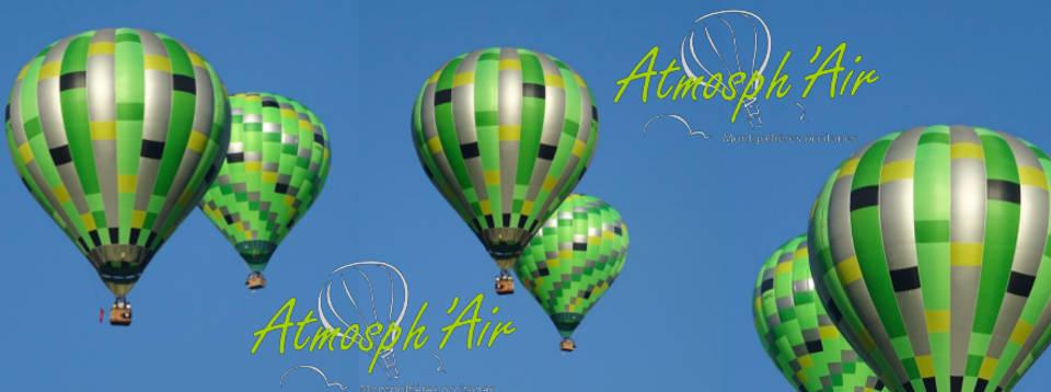 Le Tarn en montgolfière avec Atmosph'Air montgolfières occitanes