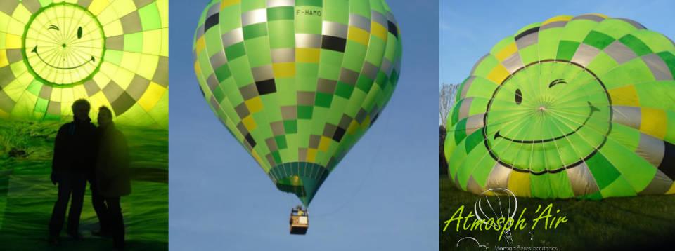 Découvrir Cordes sur Ciel en montgolfière