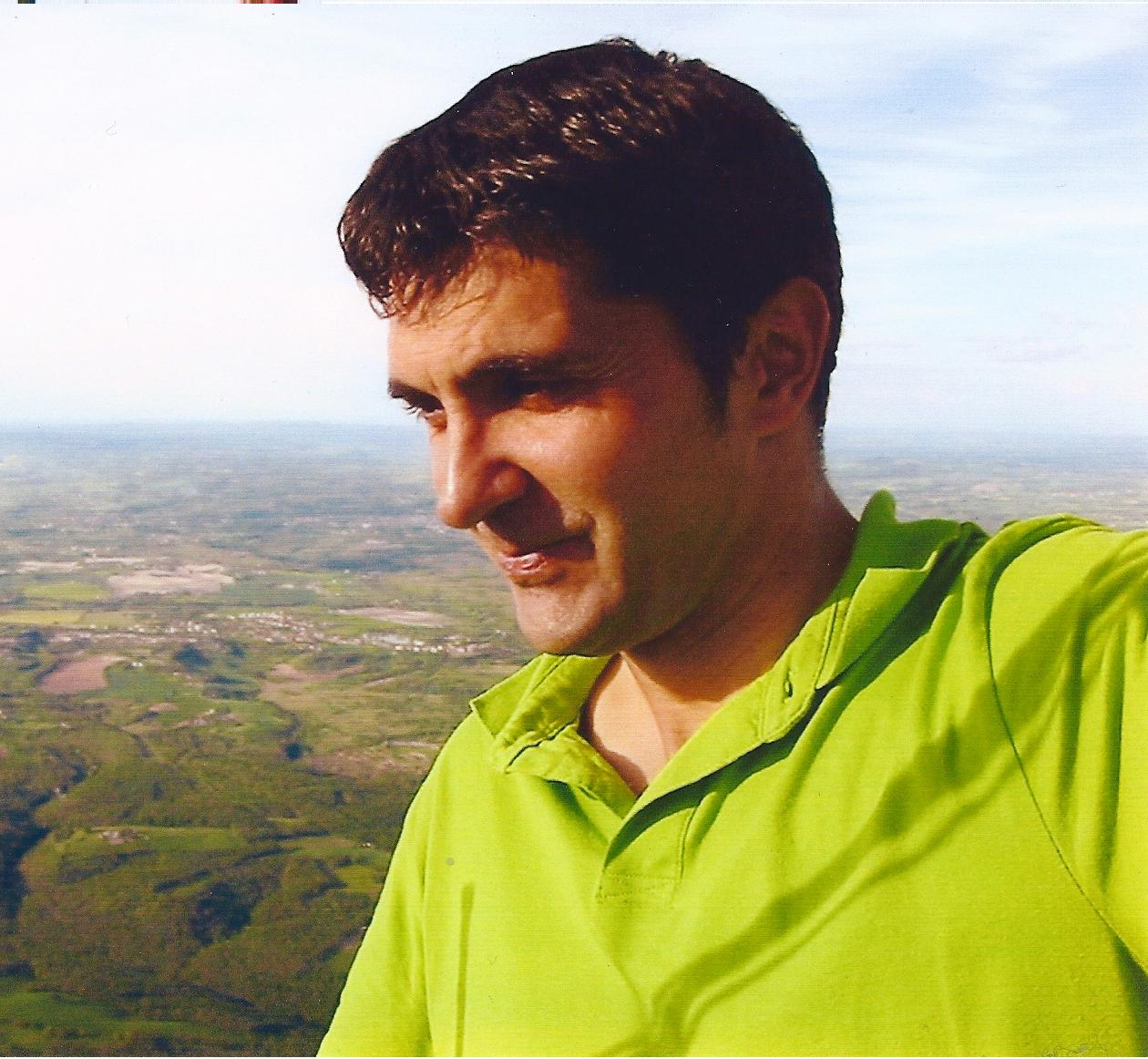 Laurent PAILHOUS - Gérant Atmosph'Air montgolfières occitanes