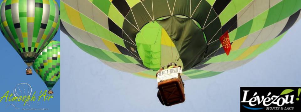 montgolfière Lévézou
