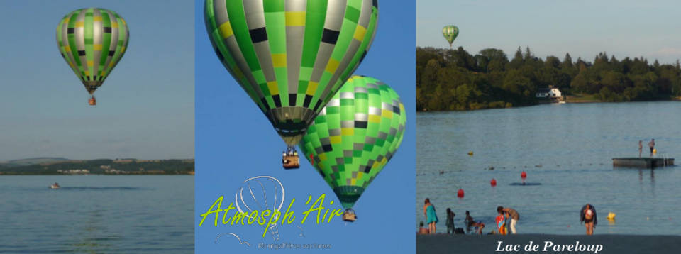 vol en montgolfière Rodez