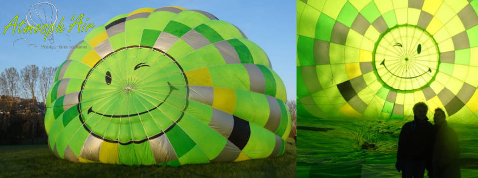 Smile montgolfières Tarn