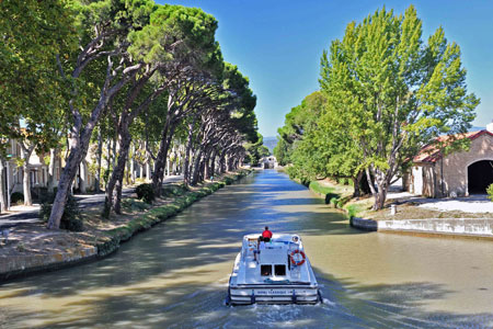 Entre Ciel Terre et Eau sur le chemin du Canal du Midi