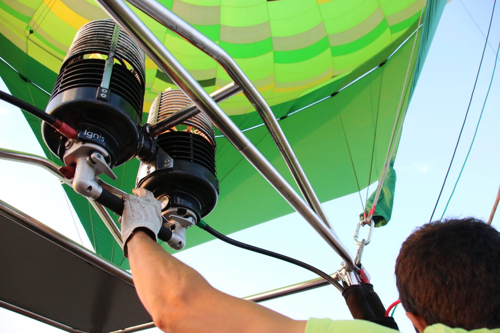 Découvrir l'Aveyron en montgolfière pour la fête des pères