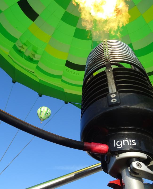 Atmosph'Air montgolfières anniversaire