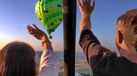 Séjour et week-end dans le Tarn en montgolfière