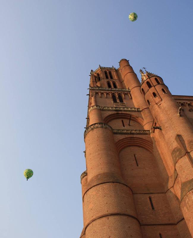 Visite cathédrale d'Albi